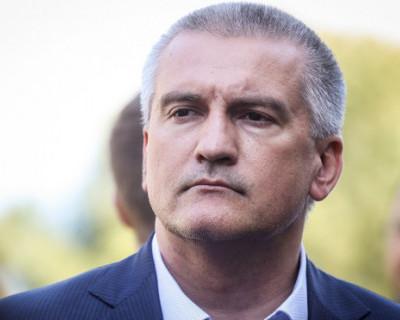 Аксенов: «Дырку от бублика он получит, а не Крым»