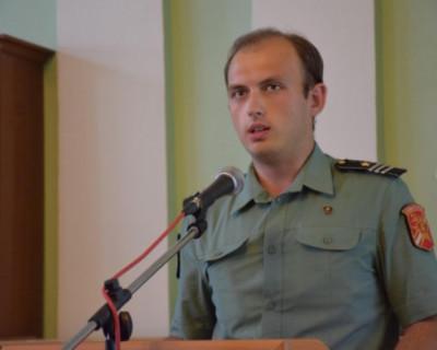 Главный севастопольский комсомолец изобрёл конфетомёт и отправил сторонников методов Навального «плыть сосисками»
