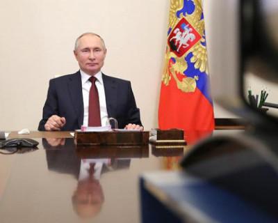 Владимир Путин поздравил жителей Крыма и Севастополя с праздником