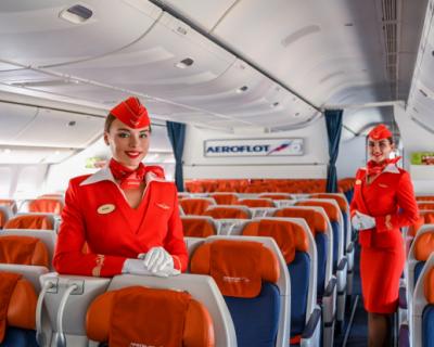 Гендиректор «Аэрофлота» заявил, что авиакомпания продолжит практику полетов «в никуда»