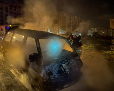 На выходных в Севастополе тушили 9 пожаров
