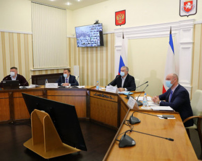 Со следующей недели Сергей Аксёнов начнёт лично проверять объекты строительства по всем регионам Крыма