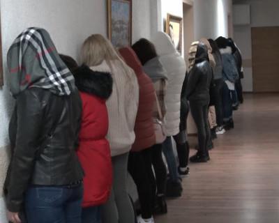 Полиция Севастополя ликвидировала притоны для занятия проституцией