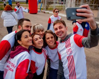 В Севастополе состоялся фестиваль ГТО