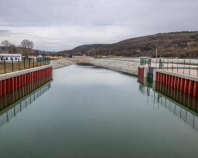 В Севастополе пополняются водохранилища