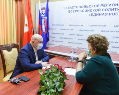 Губернатор Севастополя предложил издать мемуары жителей осажденного города