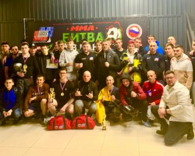 В Севастополе завершился уникальный турнир по ММА