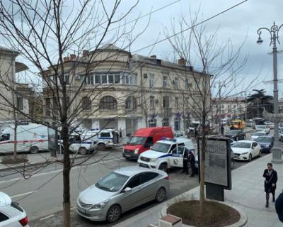В Севастополе заминировали офис партии «Единая Россия»