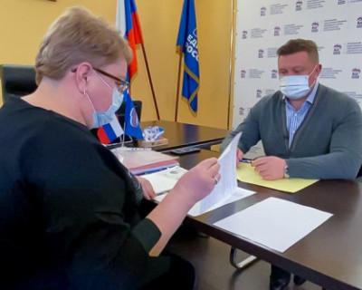 Вице-премьер Крыма Евгений Кабанов подал документы на участие в праймериз «Единой России»