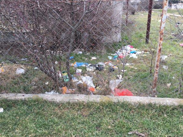Разлагающийся мусор Севастополь