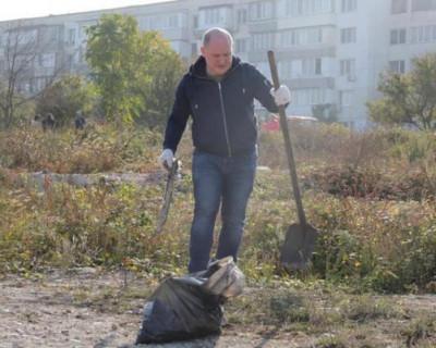 Губернатор Севастополя примет участие в субботнике на территории горбольницы №5