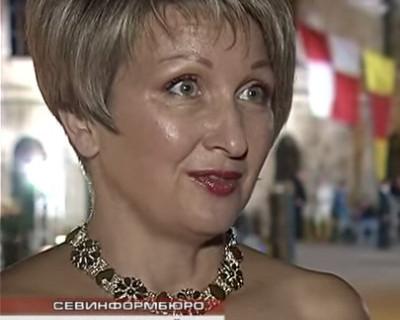 Севастопольскому депутату Щербаковой наконец дали метлу в руки – танцы подождут
