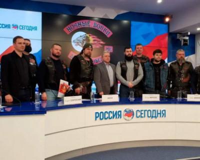 На байк-шоу в Севастополь приедут «Дорогами Победы»