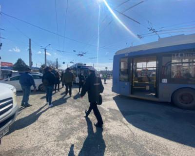 В Севастополе продолжаются рейды по контролю за соблюдением масочного режима
