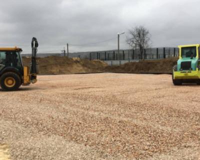 Строительство стадиона в Инкермане завершат к осени