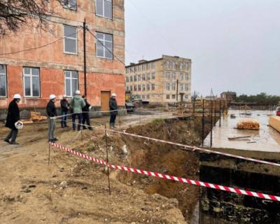 В Севастополе началось строительство еще одной школы