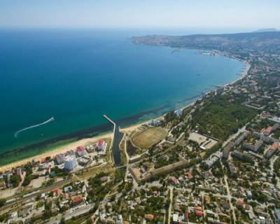 Крымский город занял второе место в списке чистых городов России