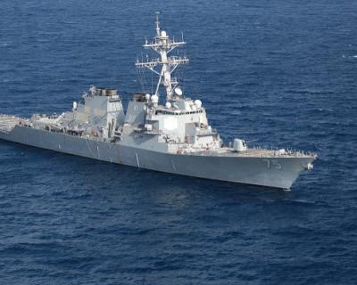 Военные корабли США в Черном море будут находиться под пристальным контролем россиян