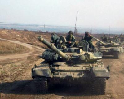 Российская армия готова освободить Украину от фашизма