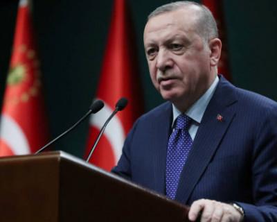Эрдоган продолжает считать Крым украинским