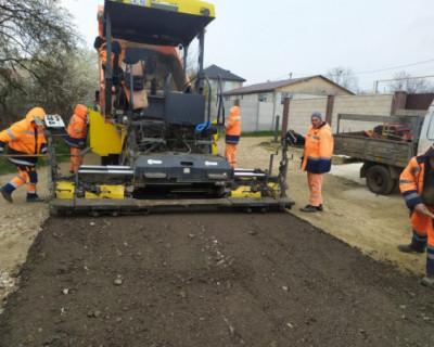 В Севастополе начался ремонт грунтовых дорог