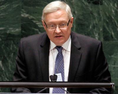 В МИД РФ посоветовали США держаться подальше от Крыма