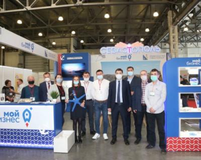 Севастопольские предприниматели принимают участие в выставке в Москве