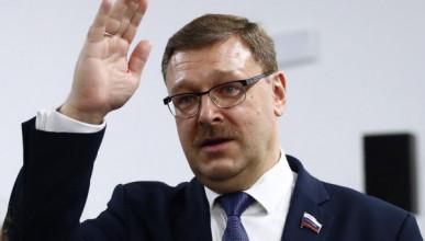Косачев ответил тоскующим по Турции