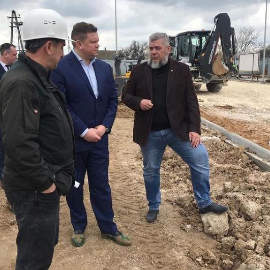 строительство Кабанов