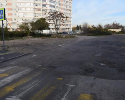 В Севастополе продолжается ремонт дорог в рамках нацпроекта