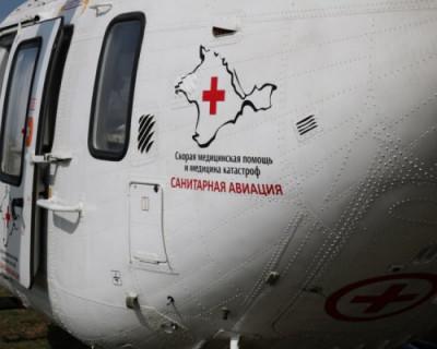 В Севастополе начала работать санитарная авиация