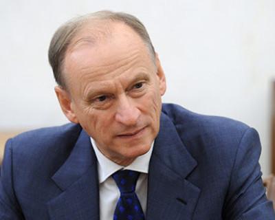 Секретарь совета безопасности России Николай Патрушев сегодня работает в Севастополе
