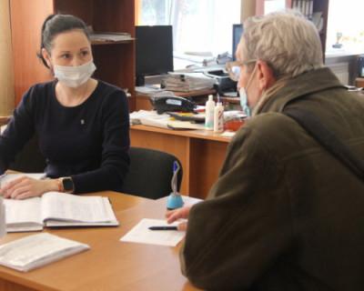 В Севастополе продолжается оформление материальной помощи
