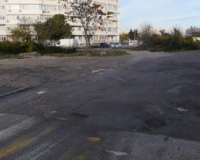 В Севастополе продолжается ремонт автомобильных дорог