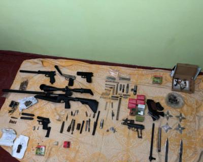 Севастополец нелегально изготовлял огнестрельное оружие