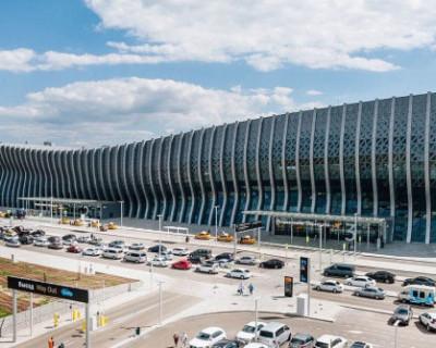 Международный аэропорт «Симферополь» обслужил уже 15 млн пассажиров