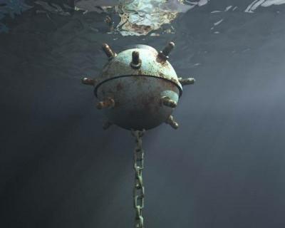 В акватории Севастополя обезврежена морская мина