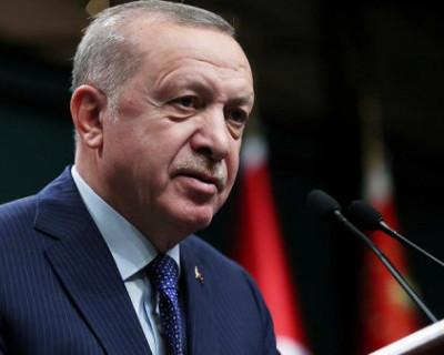 В Кремле надеются, что Эрдоган образумится