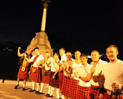 Севастополь за Шотландию
