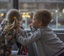 Контролеров и кондукторов будут наказывать за высадку детей