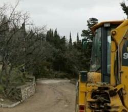 Застройщика Форосского парка поблагодарили за уборку «срача»