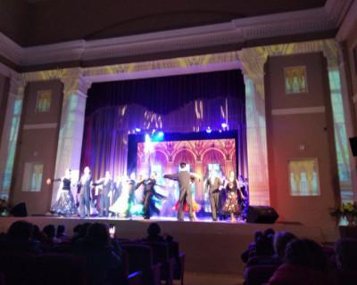 Артисты Театра танца показали жителям Балаклавы хореографические спектакли