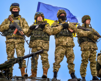 На Украине начался призыв резервистов
