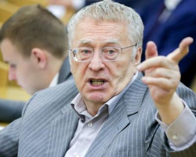 Жириновский пообещал уничтожить Украину