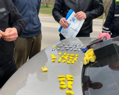 Полиция Крыма задержала группу наркоторговцев