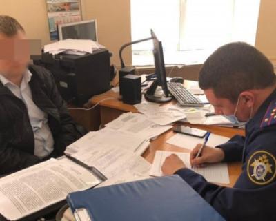 Начальника ДИЗО Евпатории обвиняют в превышении полномочий