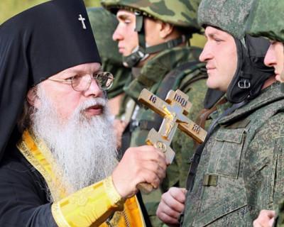 В Севастополе обучат военных священников. Пока только православных