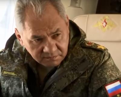Сергей Шойгу приказал войскам на юге России быть готовыми к «немедленному реагированию в случае неблагоприятного развития»