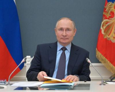 Путин провел онлайн-встречу с Байденом