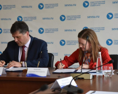 Студенты СевГУ будут проходить практику в правительстве Севастополя